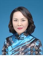 国际易学联合会易经推广专业委员会会员晁瑈阳女士