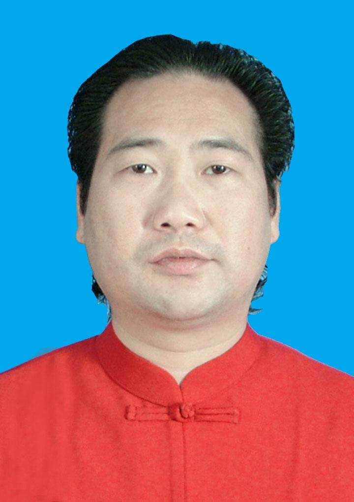 副会长景霖润(刘治国)先生